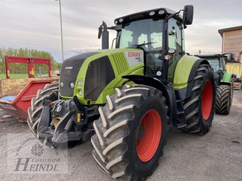 Traktor типа CLAAS axion 840 c-matic, Gebrauchtmaschine в STEPHANSHART (Фотография 1)