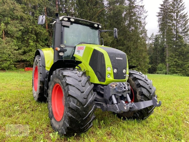 Traktor типа CLAAS Axion 840 C-Matic, Gebrauchtmaschine в Bad Leonfelden (Фотография 1)