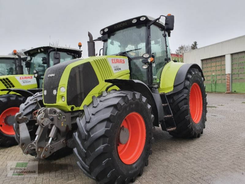 Bild CLAAS Axion 840 C-Matic