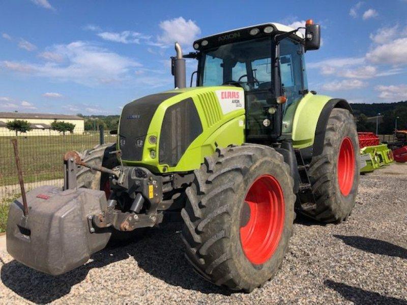 Traktor tipa CLAAS AXION 840 CEBIS CMATIC T3, Gebrauchtmaschine u SAINT GAUDENS (Slika 1)