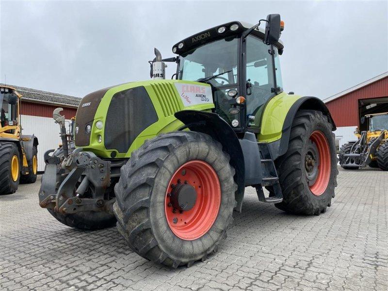 Traktor des Typs CLAAS AXION 840 CEBIS LE MANS!, Gebrauchtmaschine in Aalestrup (Bild 1)