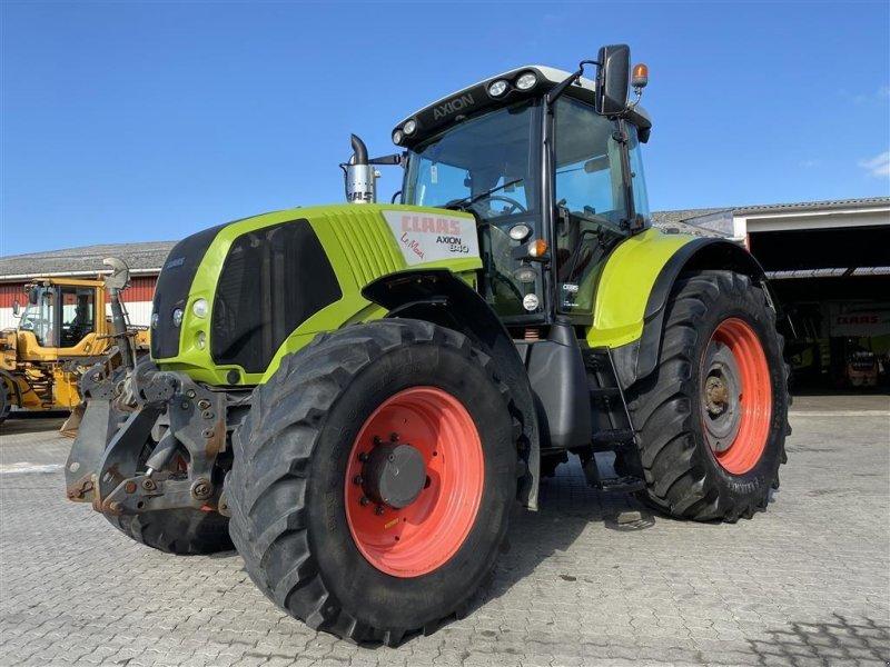 Traktor типа CLAAS AXION 840 CEBIS LE MANS!, Gebrauchtmaschine в Aalestrup (Фотография 1)
