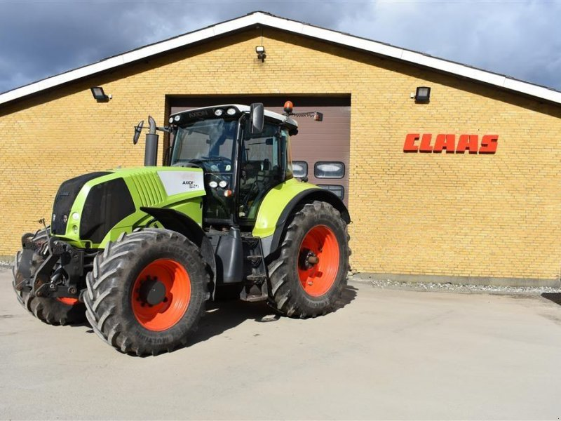 Traktor типа CLAAS AXION 840 CEBIS, Gebrauchtmaschine в Grindsted (Фотография 1)