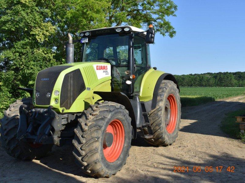 Traktor a típus CLAAS Axion 840 CEBIS, Gebrauchtmaschine ekkor: Nagynyárád (Kép 1)