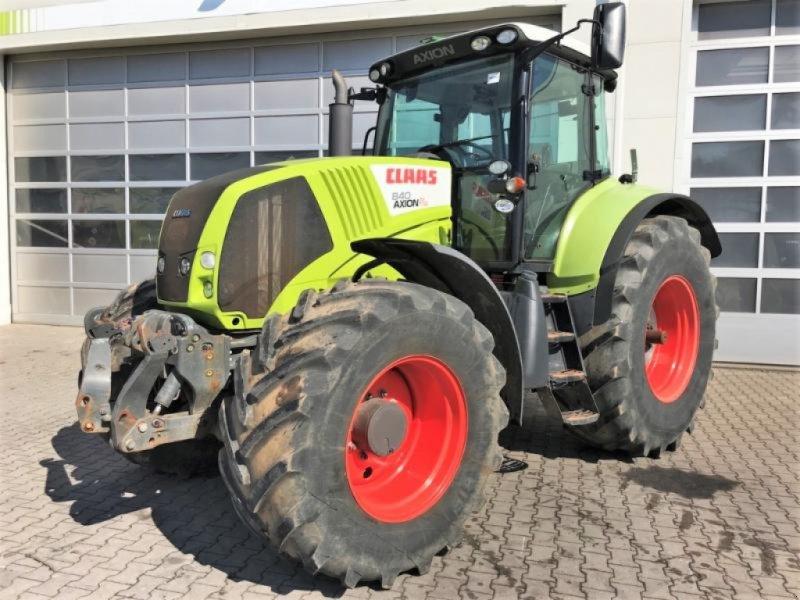 Traktor типа CLAAS AXION 840 CMATIC, Gebrauchtmaschine в Landsberg (Фотография 1)