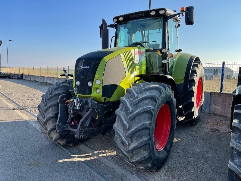 Traktor типа CLAAS AXION 840, Gebrauchtmaschine в Chauvoncourt (Фотография 1)