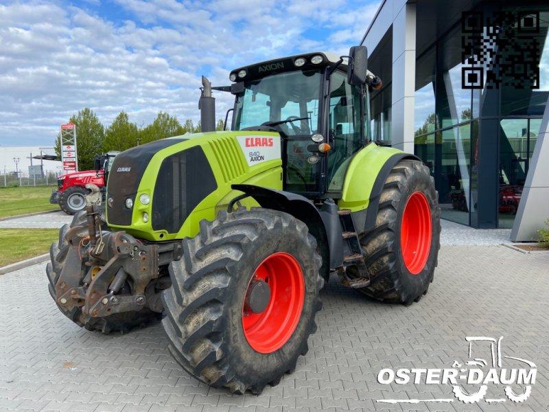 Traktor tipa CLAAS Axion 840, Gebrauchtmaschine u Kaisersesch (Slika 1)