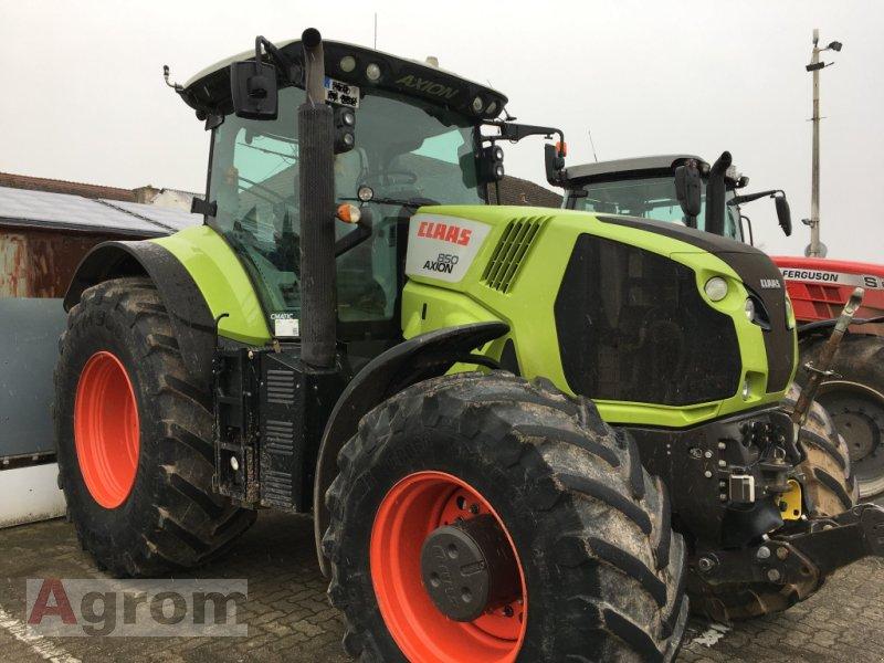 Traktor des Typs CLAAS Axion 850 C-MATIC, Gebrauchtmaschine in Harthausen (Bild 1)
