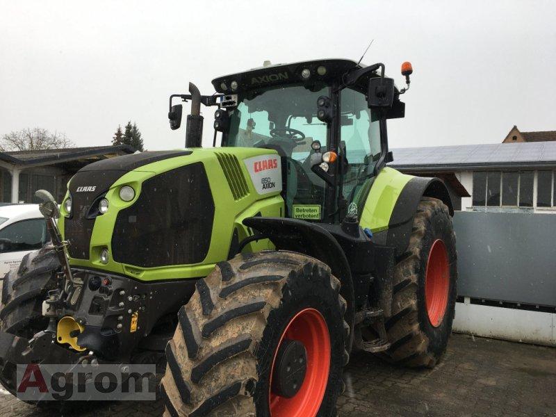 Traktor типа CLAAS Axion 850 C-MATIC, Gebrauchtmaschine в Harthausen (Фотография 2)