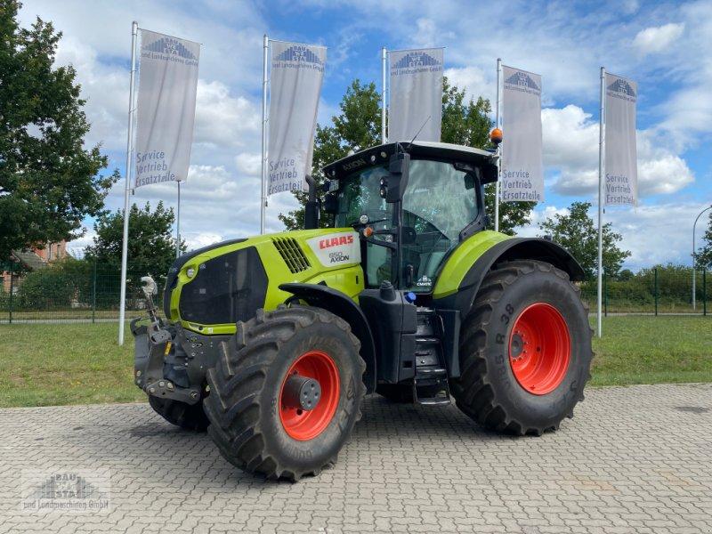 Traktor типа CLAAS Axion 850 C-MATIC, Gebrauchtmaschine в Stralendorf (Фотография 1)