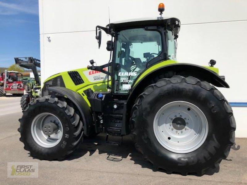 Traktor del tipo CLAAS AXION 850 C-MATIC, Gebrauchtmaschine en Langenau (Imagen 5)