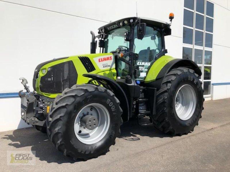 Traktor del tipo CLAAS AXION 850 C-MATIC, Gebrauchtmaschine en Langenau (Imagen 1)