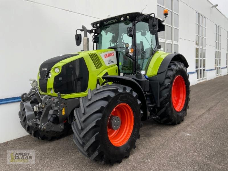 Traktor des Typs CLAAS AXION 850 C-MATIC, Gebrauchtmaschine in Langenau (Bild 1)