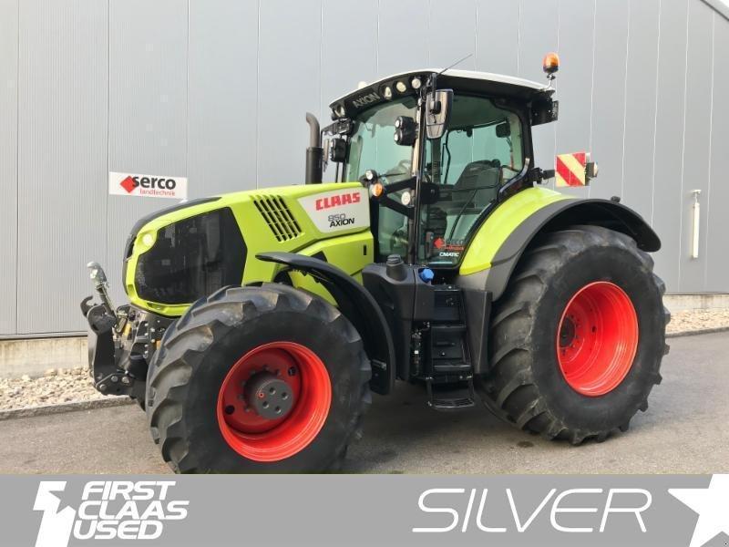 Traktor типа CLAAS AXION 850 C-MATIC, Gebrauchtmaschine в Oberbipp (Фотография 1)