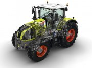 CLAAS Axion 850 C-Matic Tracteur