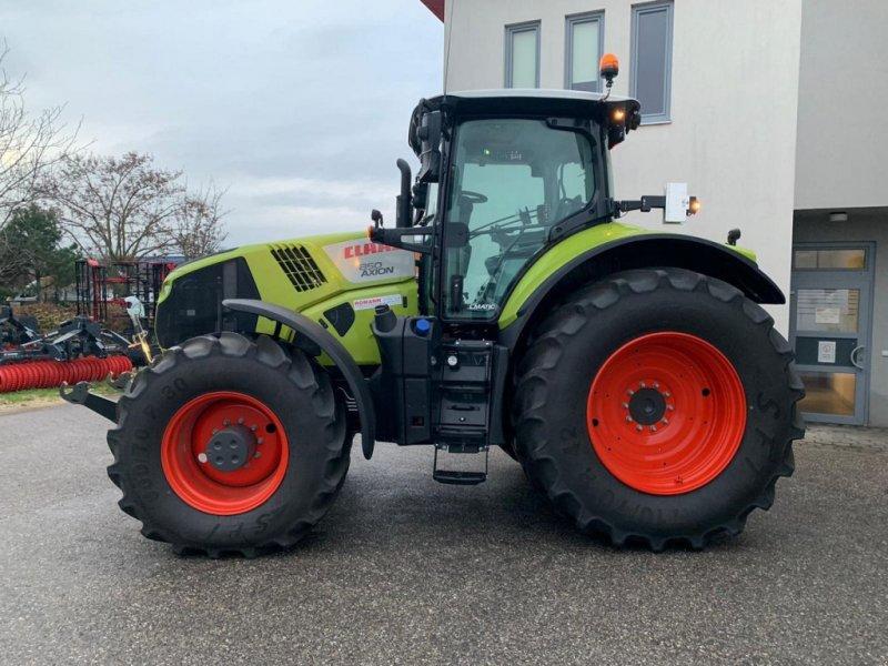 Traktor des Typs CLAAS Axion 850 C-Matic, Neumaschine in Harmannsdorf-Rückersdorf (Bild 1)