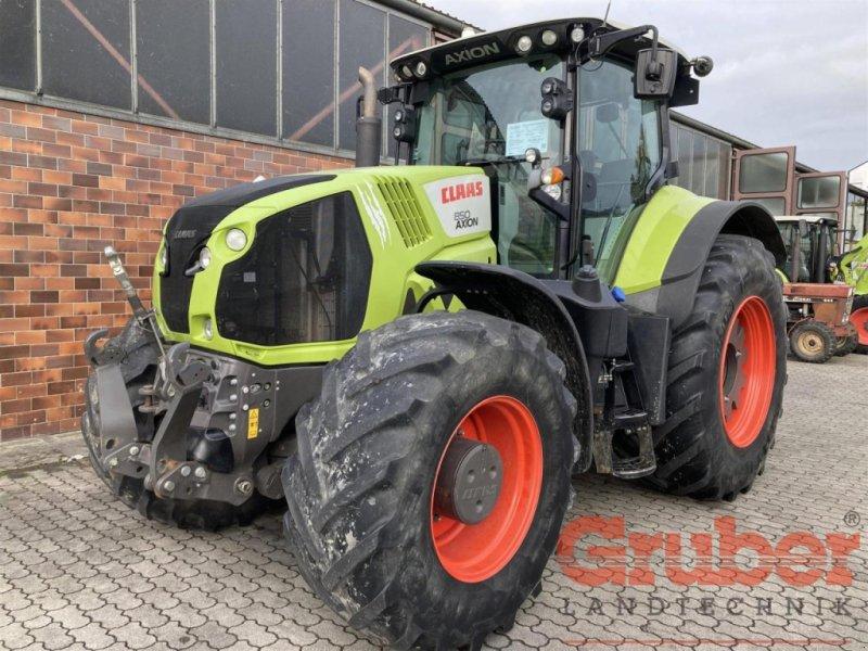 Traktor des Typs CLAAS Axion 850 C-Matic, Gebrauchtmaschine in Ampfing (Bild 1)