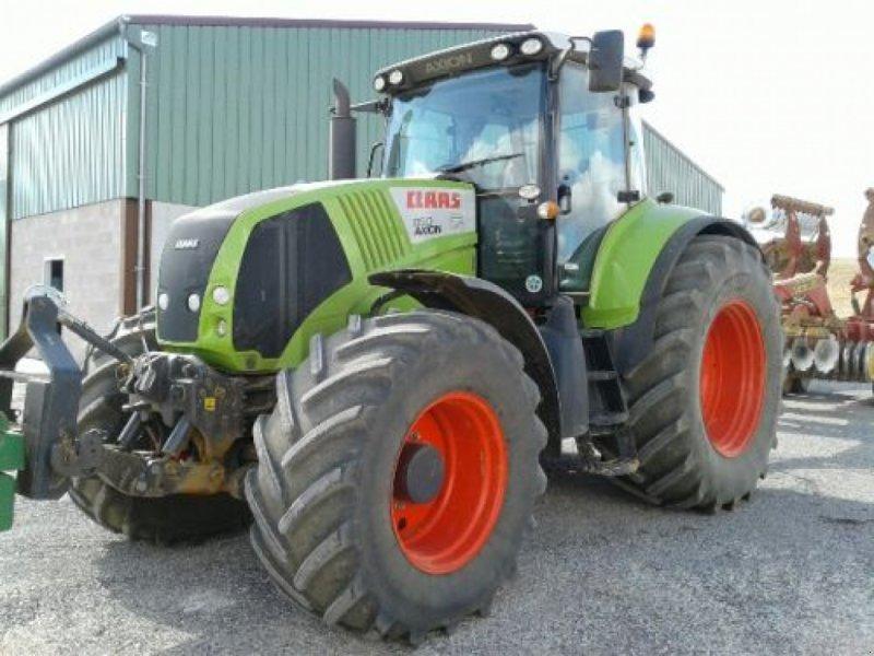 Traktor типа CLAAS AXION 850 CB, Gebrauchtmaschine в RUPT (Фотография 1)