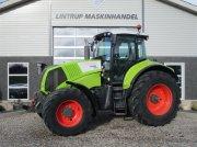 CLAAS AXION 850 Cebis med frontlift Тракторы