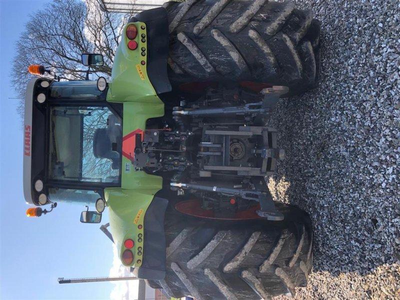 Traktor del tipo CLAAS Axion 850 cebis MODEL MED 5,4 T FRONTLIFT, Gebrauchtmaschine en Kjellerup (Imagen 5)