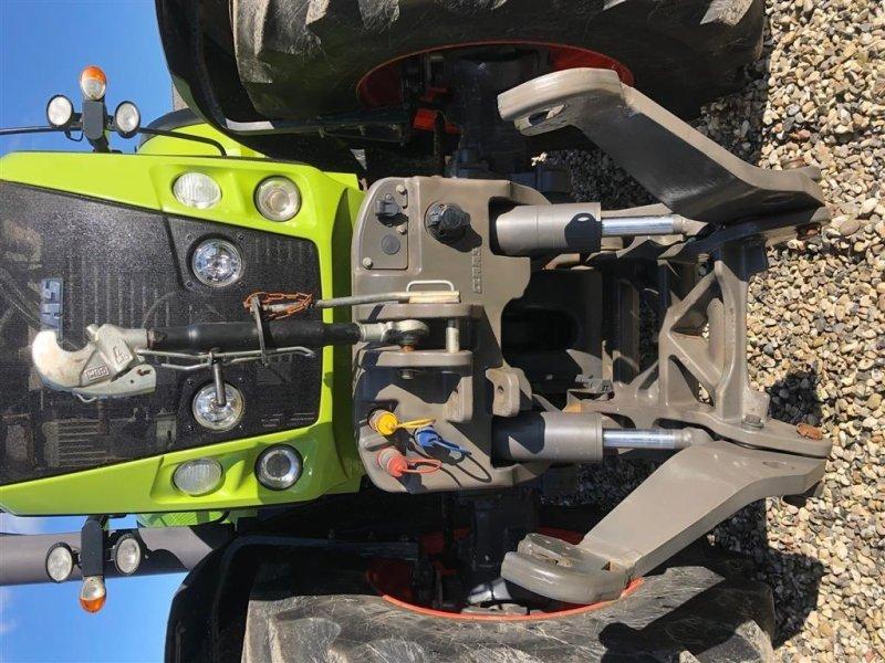 Traktor del tipo CLAAS Axion 850 cebis MODEL MED 5,4 T FRONTLIFT, Gebrauchtmaschine en Kjellerup (Imagen 3)