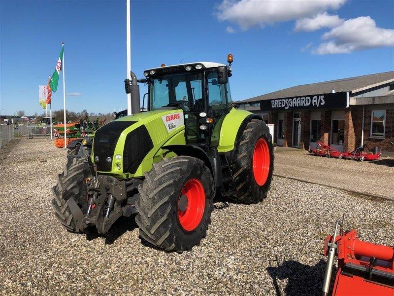 Traktor del tipo CLAAS Axion 850 cebis MODEL MED 5,4 T FRONTLIFT, Gebrauchtmaschine en Kjellerup (Imagen 1)