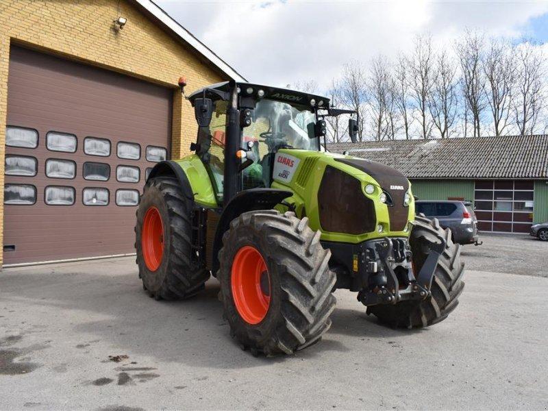 Traktor del tipo CLAAS Axion 850 cebis, Gebrauchtmaschine en Grindsted (Imagen 4)