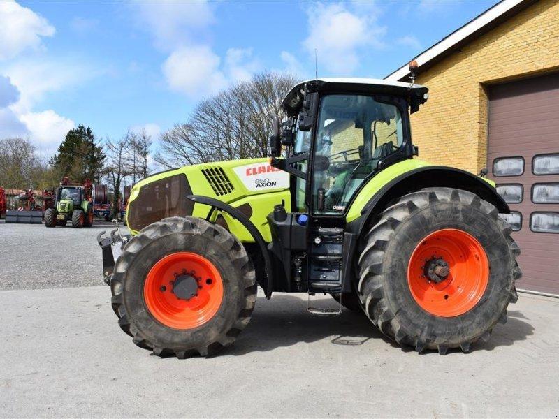 Traktor del tipo CLAAS Axion 850 cebis, Gebrauchtmaschine en Grindsted (Imagen 1)