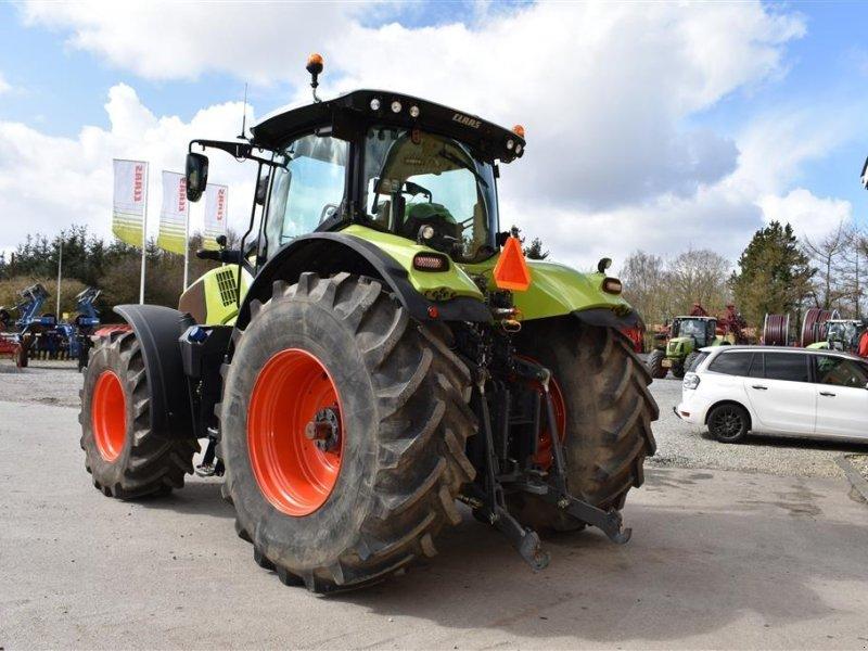Traktor del tipo CLAAS Axion 850 cebis, Gebrauchtmaschine en Grindsted (Imagen 8)