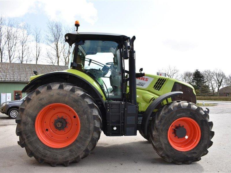 Traktor del tipo CLAAS Axion 850 cebis, Gebrauchtmaschine en Grindsted (Imagen 5)