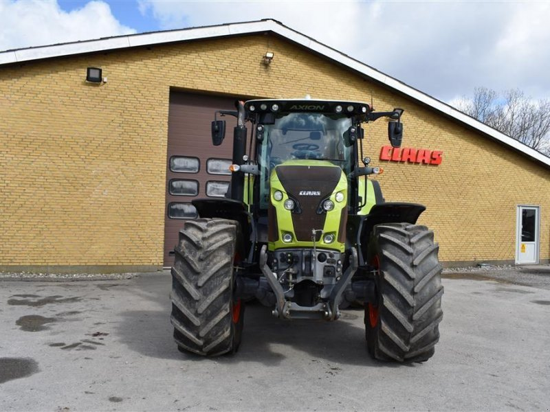 Traktor del tipo CLAAS Axion 850 cebis, Gebrauchtmaschine en Grindsted (Imagen 3)