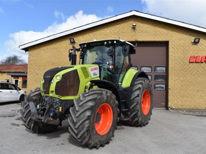 Traktor del tipo CLAAS Axion 850 cebis, Gebrauchtmaschine en Grindsted (Imagen 2)