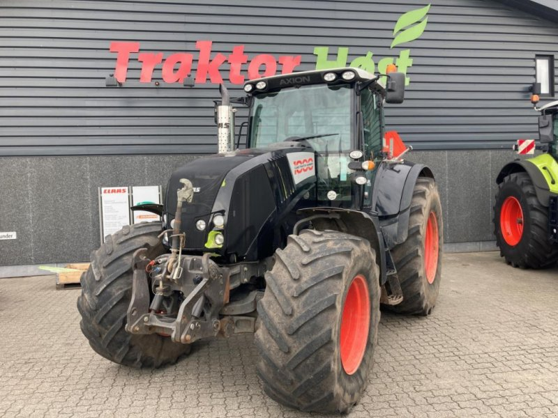 Traktor типа CLAAS AXION 850 CEBIS, Gebrauchtmaschine в Hinnerup (Фотография 1)