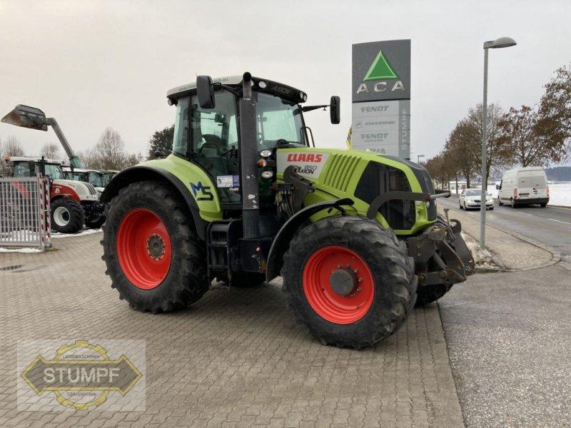 Traktor типа CLAAS Axion 850 Cebis, Gebrauchtmaschine в Grafenstein (Фотография 1)