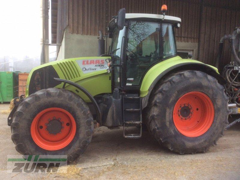 Traktor типа CLAAS Axion 850 CEBIS, Gebrauchtmaschine в Merklingen (Фотография 1)