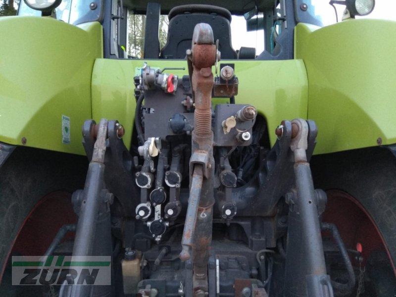 Traktor типа CLAAS Axion 850 CEBIS, Gebrauchtmaschine в Merklingen (Фотография 4)