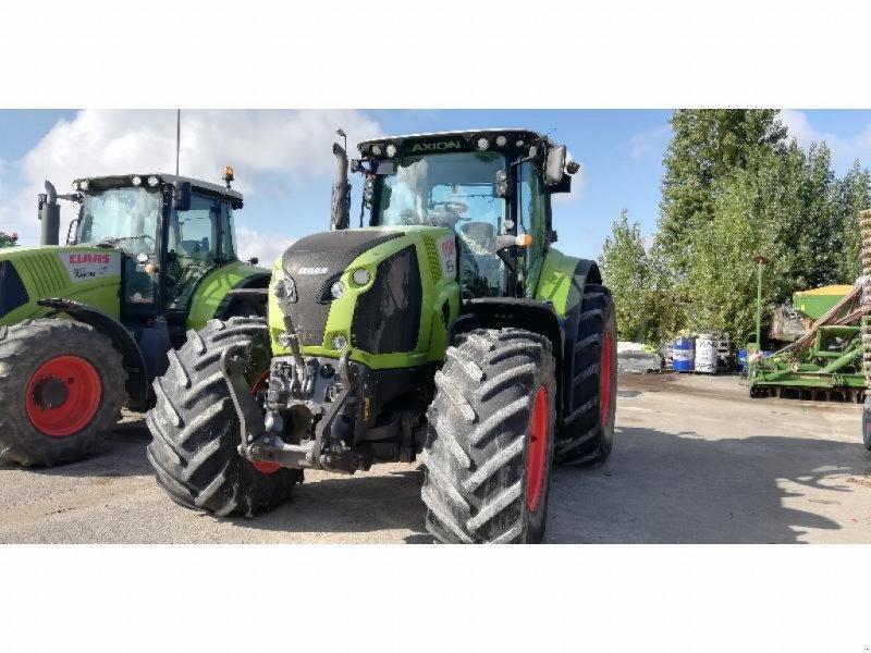 Traktor типа CLAAS AXION 850 CEBIS, Gebrauchtmaschine в Marolles (Фотография 1)