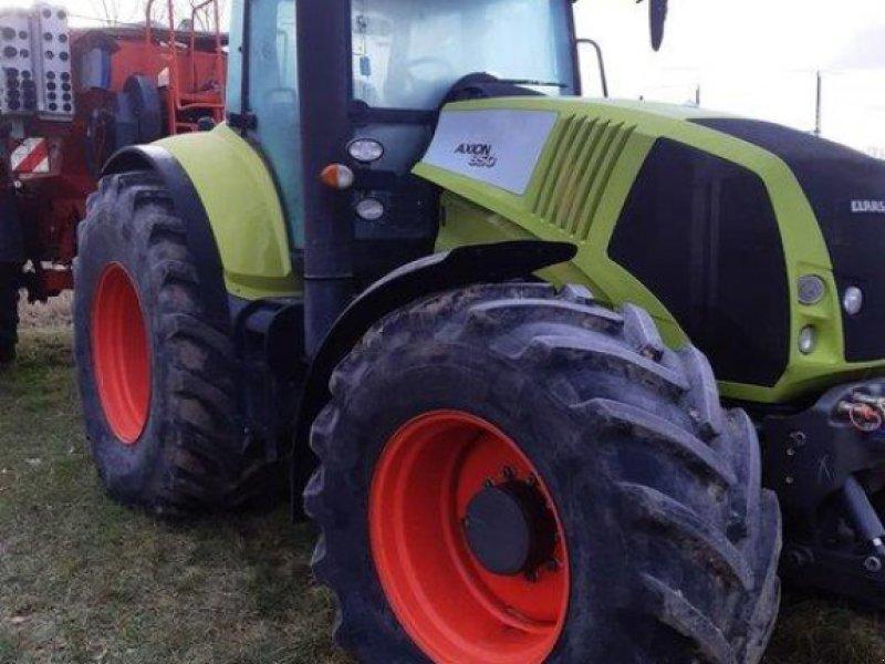 Traktor des Typs CLAAS Axion 850 Cebis, Gebrauchtmaschine in Kruckow (Bild 3)