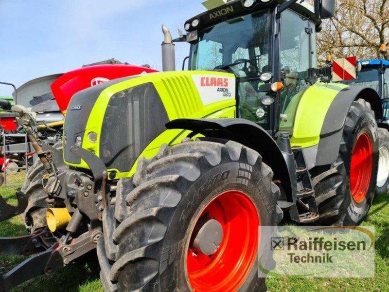 Traktor des Typs CLAAS Axion 850 Cebis, Gebrauchtmaschine in Kruckow (Bild 1)