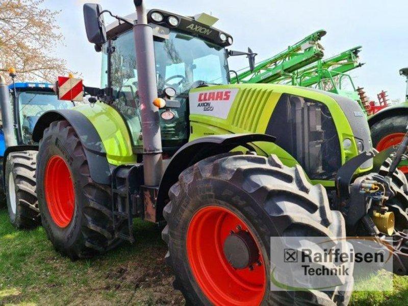 Traktor des Typs CLAAS Axion 850 Cebis, Gebrauchtmaschine in Kruckow (Bild 5)