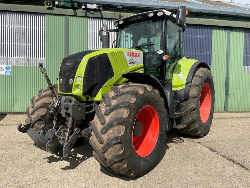 Traktor типа CLAAS AXION 850 CEBIS, Gebrauchtmaschine в  (Фотография 1)