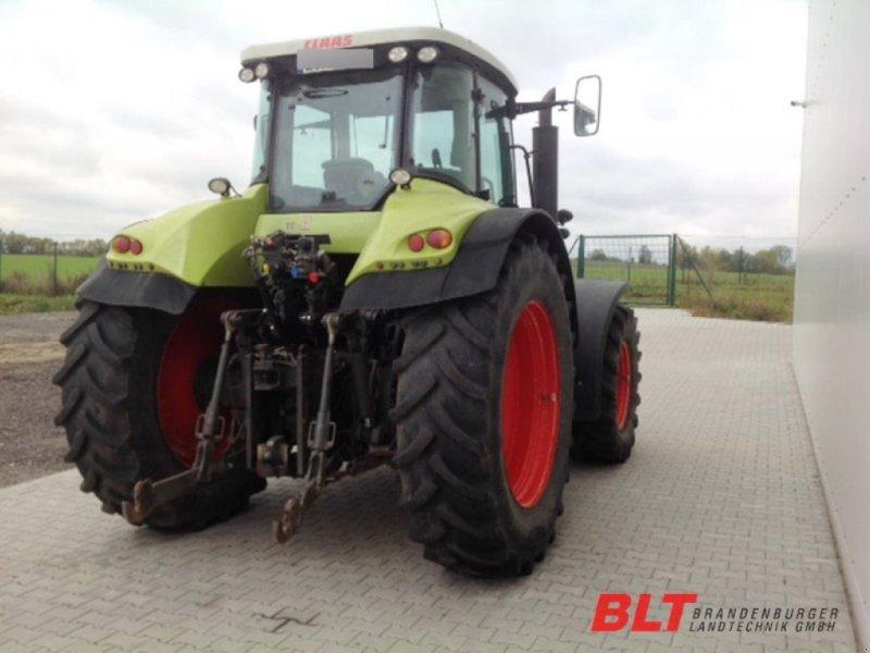 Traktor del tipo CLAAS AXION 850 CEBIS, Gebrauchtmaschine en Angermünde/OT Kerkow (Imagen 2)