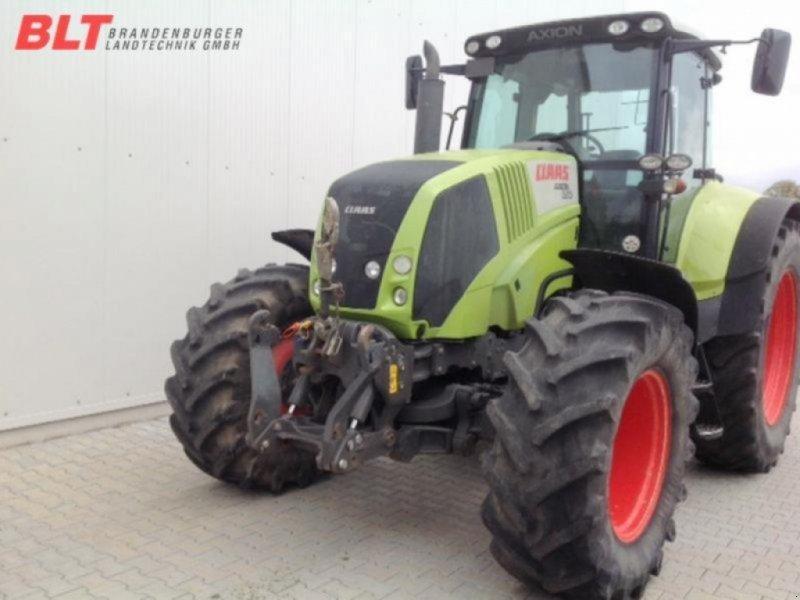 Traktor del tipo CLAAS AXION 850 CEBIS, Gebrauchtmaschine en Angermünde/OT Kerkow (Imagen 5)