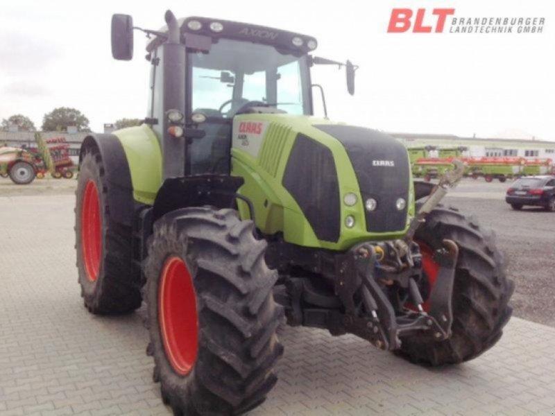 Traktor del tipo CLAAS AXION 850 CEBIS, Gebrauchtmaschine en Angermünde/OT Kerkow (Imagen 1)