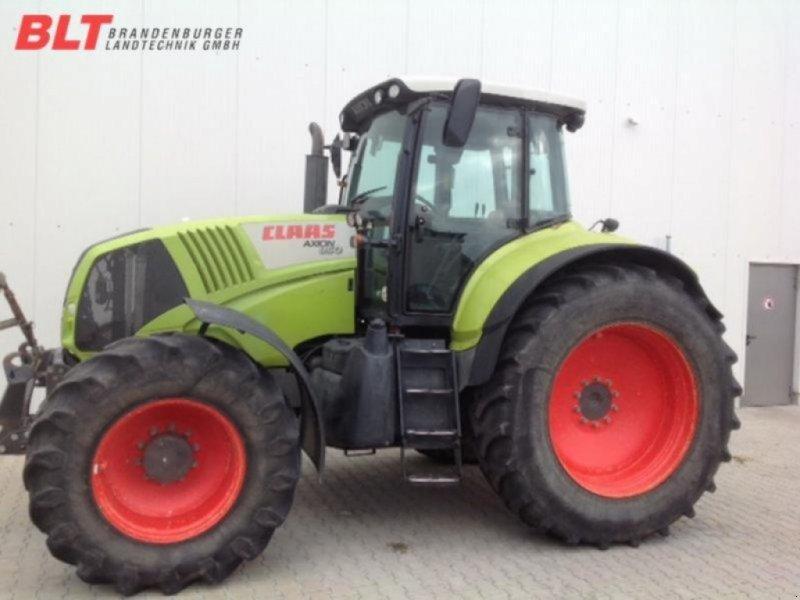 Traktor del tipo CLAAS AXION 850 CEBIS, Gebrauchtmaschine en Angermünde/OT Kerkow (Imagen 6)