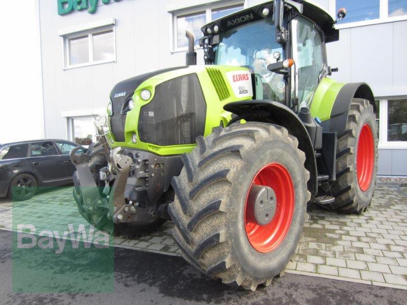 Traktor des Typs CLAAS AXION 850 CEBIS, Gebrauchtmaschine in Großweitzschen  (Bild 1)