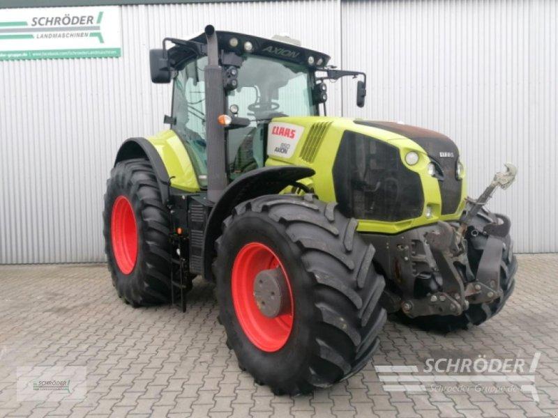 Traktor des Typs CLAAS Axion 850 Cebis, Gebrauchtmaschine in Wildeshausen (Bild 1)