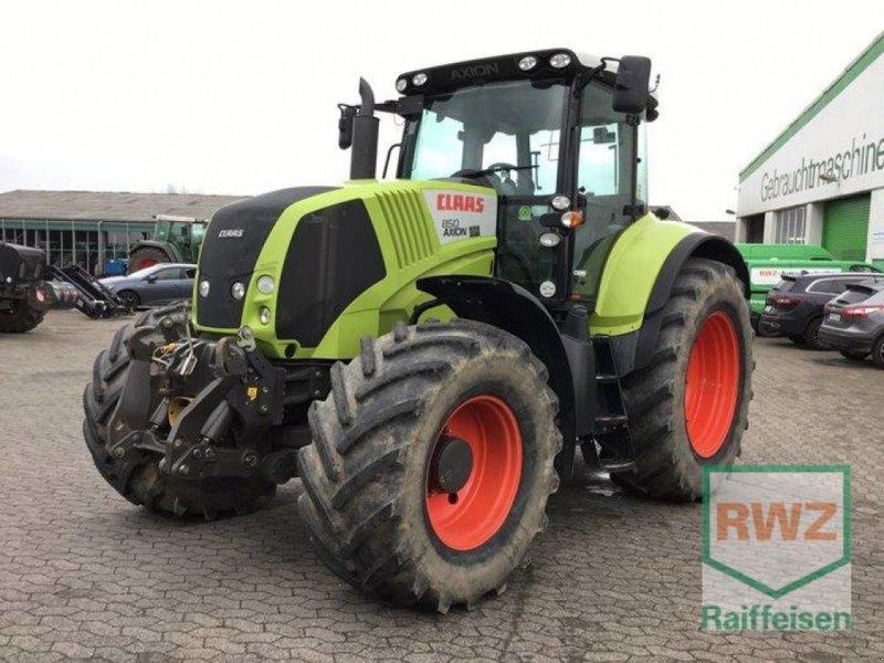 Traktor des Typs CLAAS Axion 850 Cebis, Gebrauchtmaschine in Kruft (Bild 4)