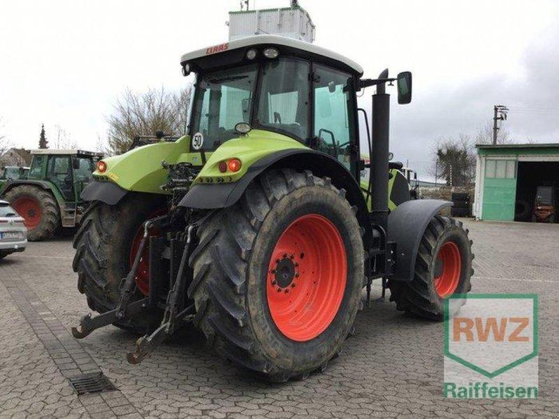 Traktor des Typs CLAAS Axion 850 Cebis, Gebrauchtmaschine in Kruft (Bild 9)