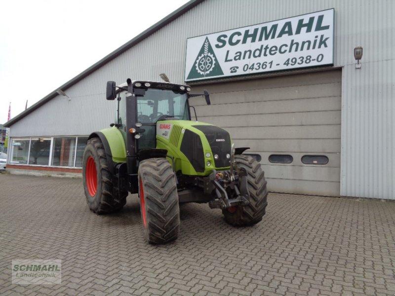 Traktor типа CLAAS Axion 850 Cebis, Gebrauchtmaschine в Oldenburg in Holstein (Фотография 1)